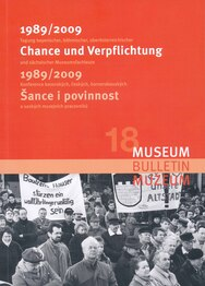 Museumsbulletin Nr. 18 zur internationalen Museumsfachtagung in Bautzen